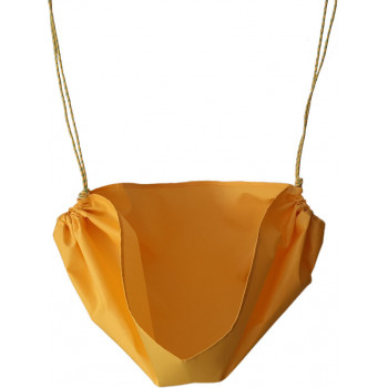 Гамак-качели желтый