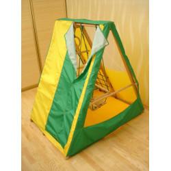 Игровая палатка тканевая
