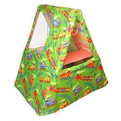 Игровая палатка велюровая