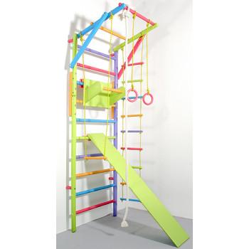 Шведская лестница модульная цветная полный комплект