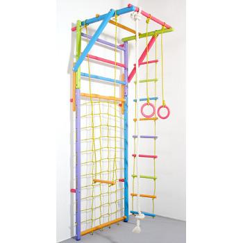 Гладиаторская сетка цветная модульная базовый комплект