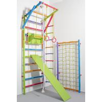 Шведская лестница модульная цветная комплект макси