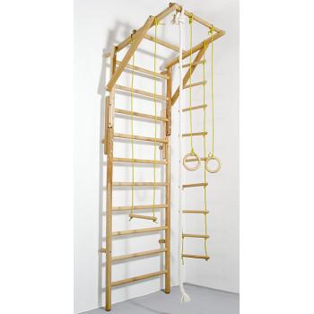 Гимнастическая стенка модульная базовый комплект