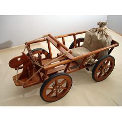 Детский электромобиль Телега. НЕТ В НАЛИЧИИ