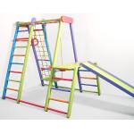 Игровой складной спортивный уголок Слоник цветной