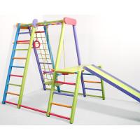 Ігровий розкладний спортивний куточок Слоник кольоровий